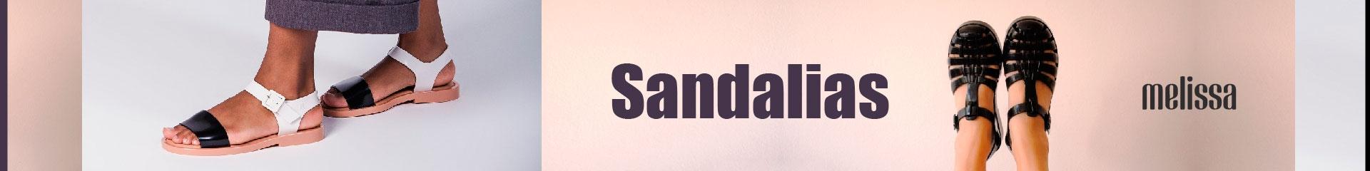 Melissa Sandalias