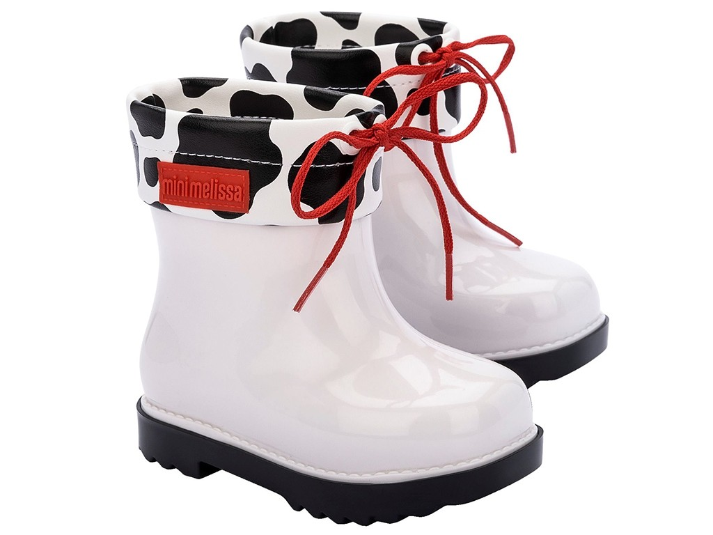 Botas Mini Melissa Rain Boot II BB