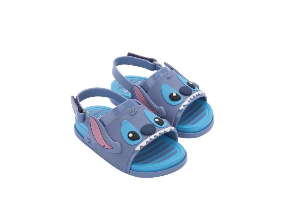 Sandalias Mini Melissa Beach Slide Sandal + Stitch