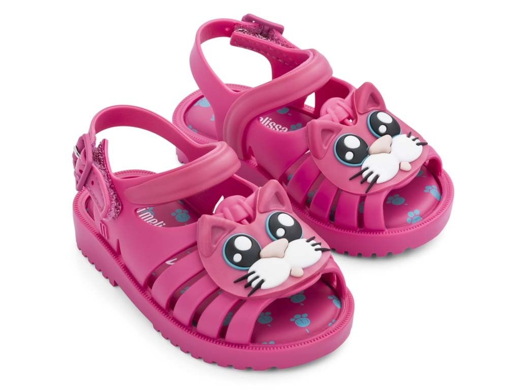 Sandalias Mini Melissa Francxs Cat