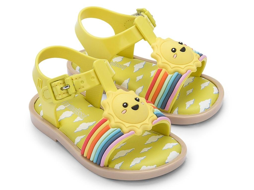 Sandalias Mini Melissa Mar Sandal Sunny Day BB